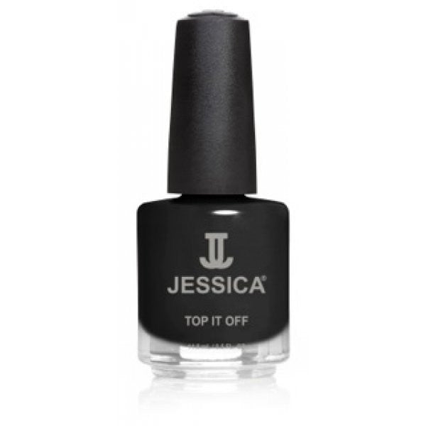 Jessica Top It Off Black Python 14.8ml