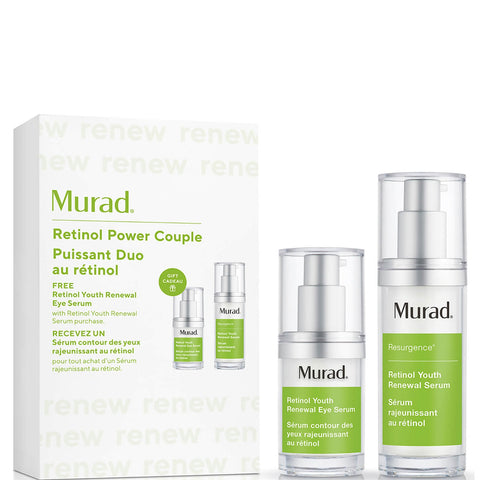 Murad 'Retinol' Power Skincare Duo Set
