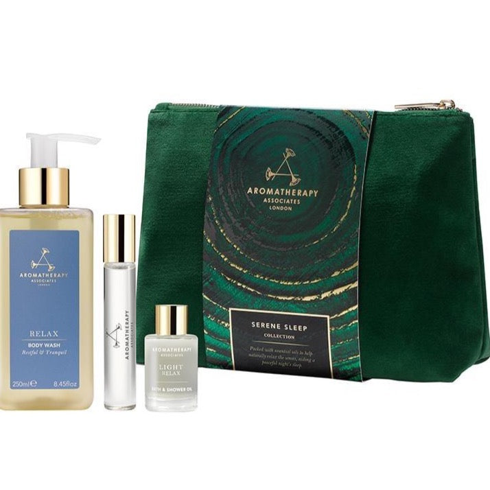 Aromatherapy Associates Serene Sleep Collection (worth £51)