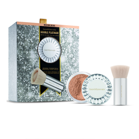 bareMinerals® Double Platinum Original Foundation Kit