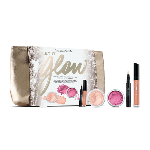 bareMinerals® Let It Glow Gift Set