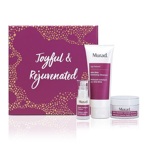 MURAD JOYFUL AND REJUVENATED