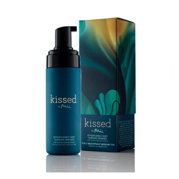 Kissed By Mii Beautifully Medium Tanning Mousse 150ml