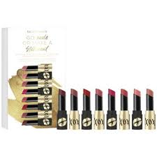BARE MINERALS LIMITED EDITION GO NUDE OR MAKE A STATEMENT LIPSTICKS