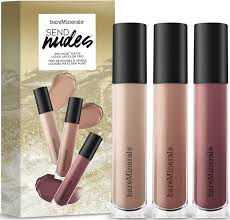 SEND NUDES LIQUID LIPCOLOUR TRIO LIMITED EDITION