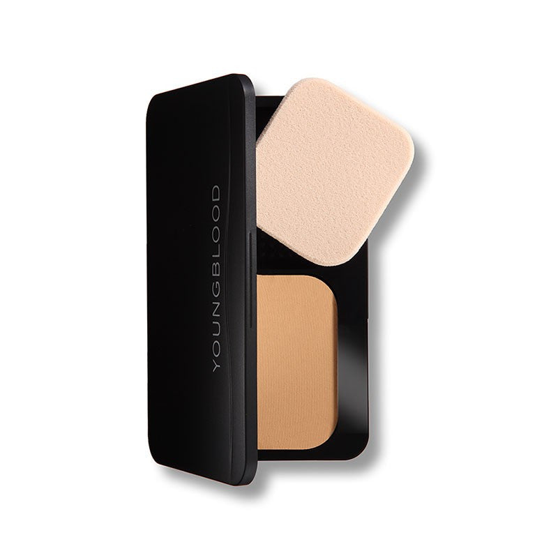 Youngblood Pressed Mineral Foundation - Warm Beige