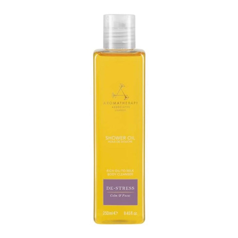 Aromatherapy Associates De-Stress Shower Oil 250ml
