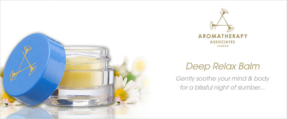 Aromatherapy Associates Deep Relax Balm 7ml