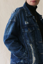 Afbeelding in Gallery-weergave laden, Vintage denim jacket