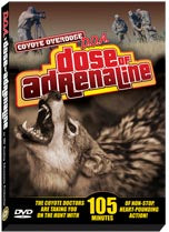 DVD-Miller-Coyote Overdose: Dose Of Adrenaline