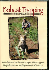 DVD-June-Bobcat Trapping