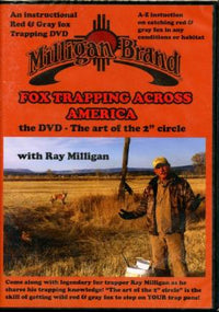 DVD-Milligan-Fox Trapping Across America