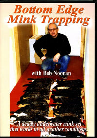 DVD-Noonan-Bottom Edge Mink Trapping