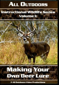 DVD-Probst-Making Your Own Deer Lure