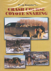 DVD-Senneker-Crash Course Coyote Snaring