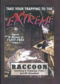DVD-Crawford - EXTREME RACCOON TRAPPING
