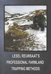 DVD-Reuwsaat-Professional Farmland Trapping Methods