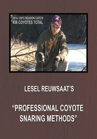 DVD-Reuwsaat-Coyote Snaring Methods