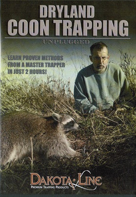 Steck - Dryland Coon Trapping DVD