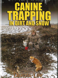 Steck-Canine Trapping in Dirt and Snow DVD