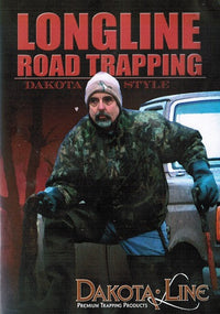 Longline Road Trapping DVD