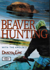 DVD-Beaver Hunting with the Anglin's