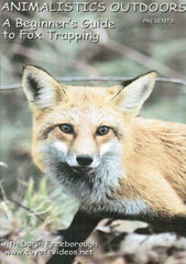Freeborough-DVD-Beginner's Guide to Fox Trapping
