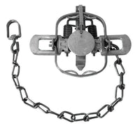 #1 Duke 2-Coil Spring Double Jaw Trap