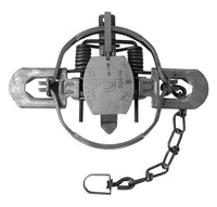 #1-3/4 Duke 2-Coil Spring Offset Jaw Trap