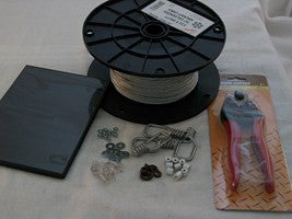 "Serious Cable Restraint Builder Kit 3/32"" Cable"