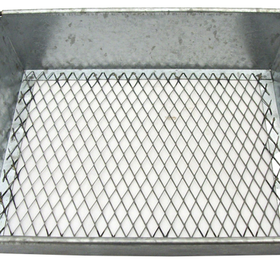 Light weight metal sifter