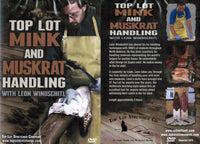 DVD-Windschitl-Top Lot Mink & Muskrat Handling