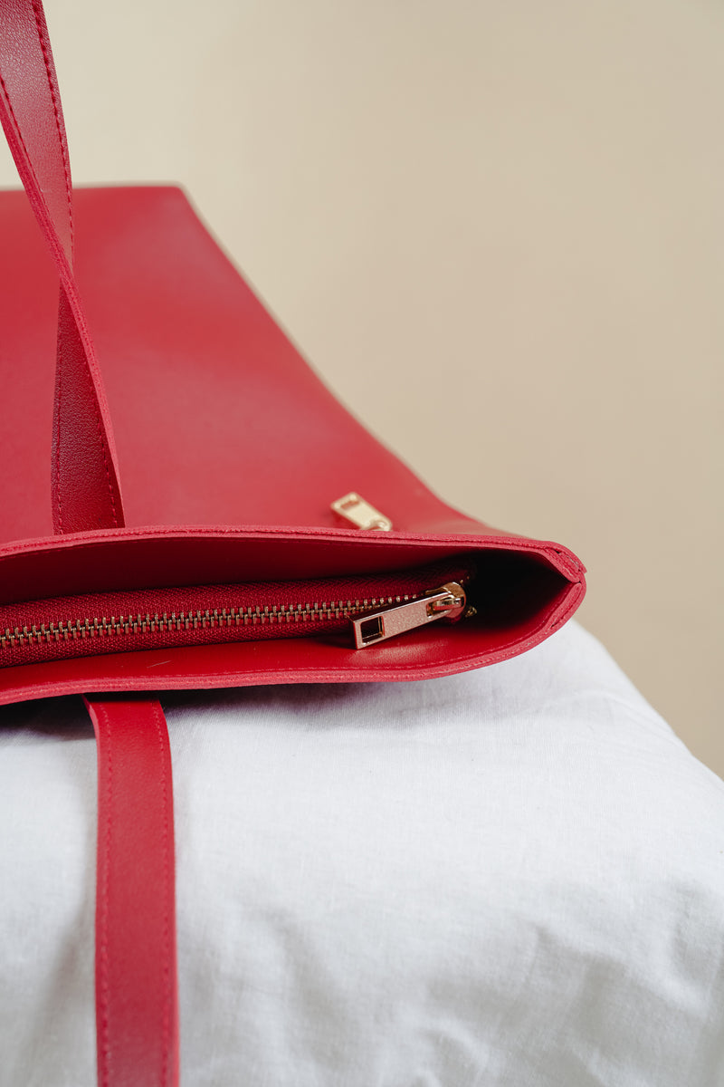 MAINE TOTE (RED)