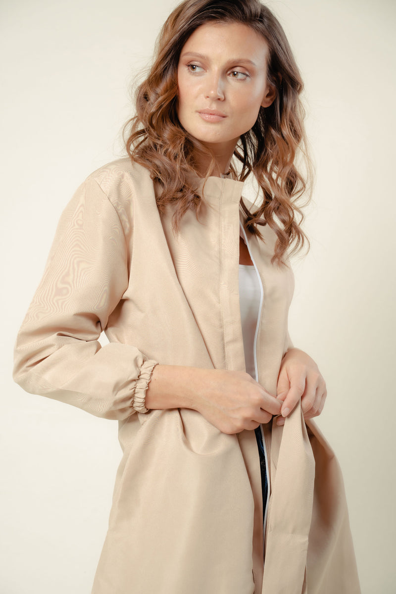 Ava PPE Suit & Kit (BEIGE)