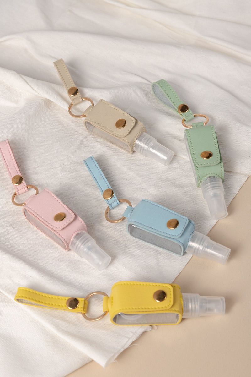 EMILY ALCOHOL BAG CHARM (PASTEL COLORS)