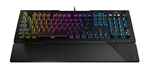 Vulcan 121 Aimo RGB Mechanical Gaming Keyboard - Brown Switches
