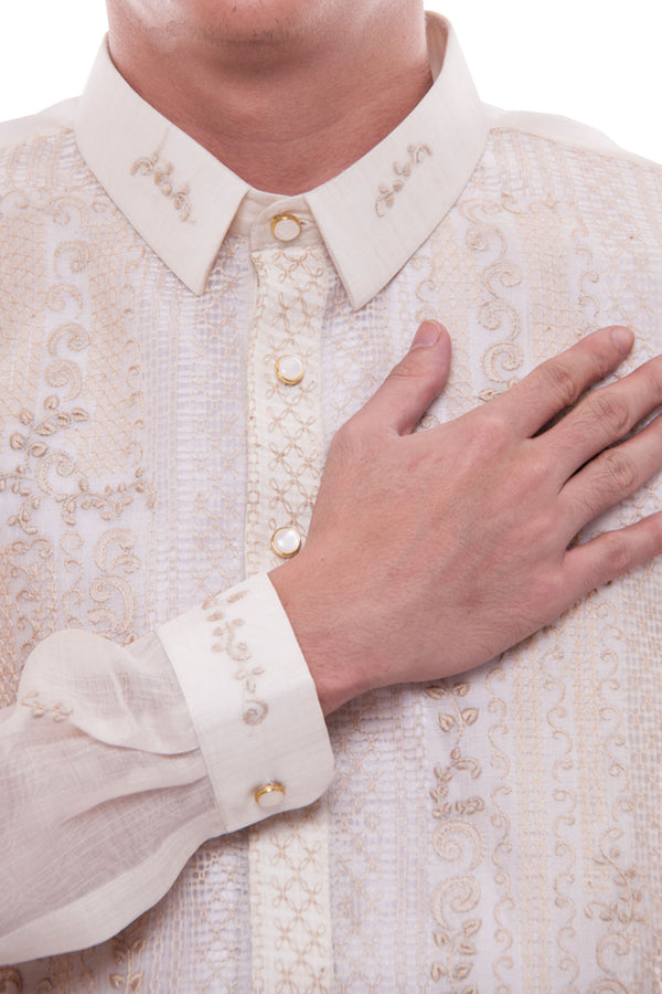 Get to Know Barong Tagalog Fabrics – Organza, Jusi, Pina, and More