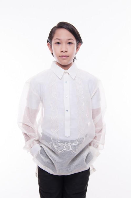 BOYS - Barongs, Christening, Costume