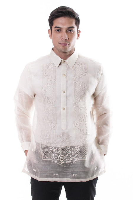 MEN - Silk / Cocoon Pina Barongs