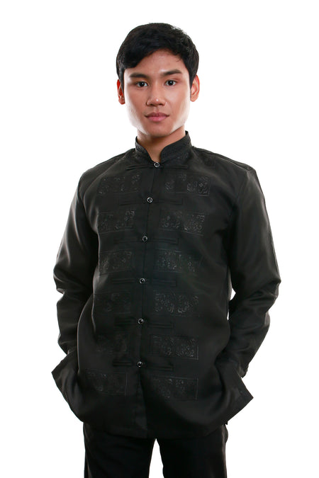 MEN - Black Barongs