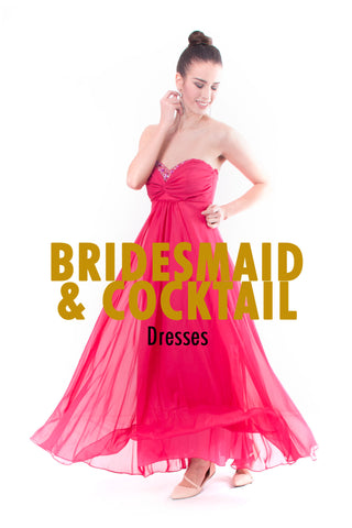 BW Bridesmaid and Cocktail Dresses Collection