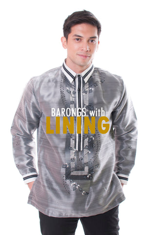 BW Barongs with Lining Collection