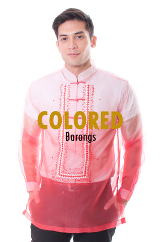 BW Colored Barongs Collection