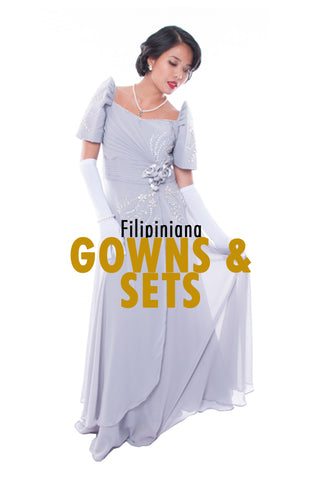 BW Filipiniana Gowns & Sets Collection