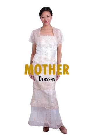 BW Mother Dresses Collection