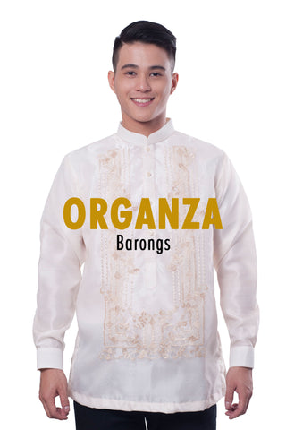 BW Organza Barongs Collection