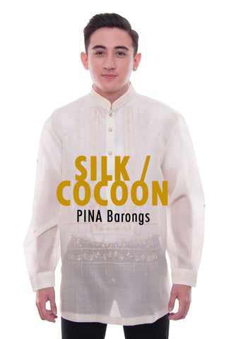 BW Silk and Cocoon Barongs Collection