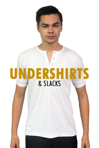 BW Undershirts and Slacks Collection