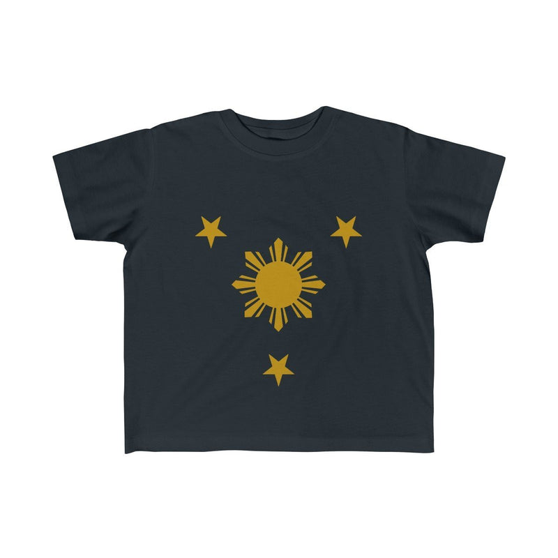 Three Stars & Sun - Kids Fine Jersey Tee 5T-6T / Black Clothes