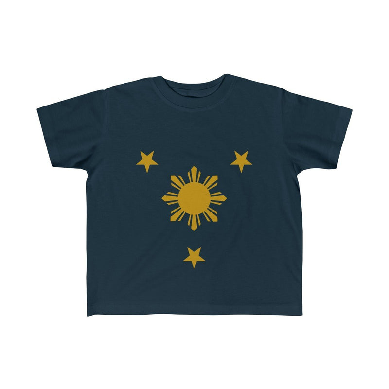 Three Stars & Sun - Kids Fine Jersey Tee 5T-6T / Navy Clothes